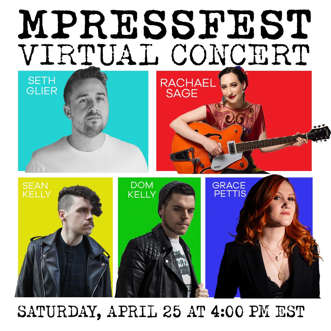 MPressFest Virtual Concert April 25