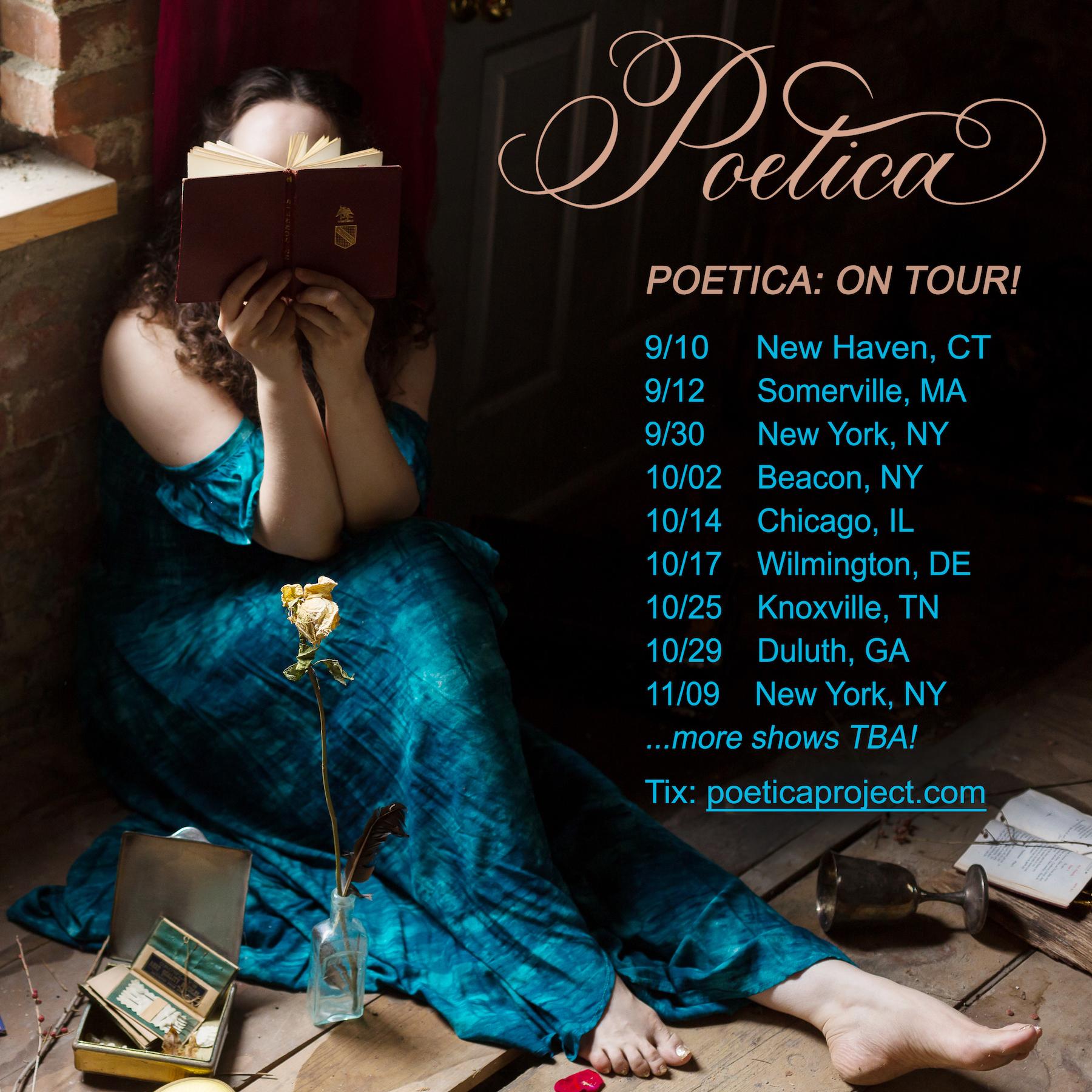 Poetica Tour 2021
